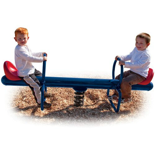 Ultra Play UPlay Today Two Seat Spring See-Saw