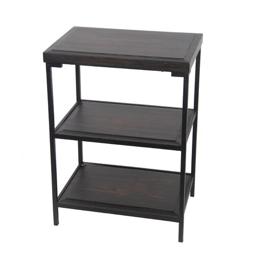 Privilege 3 Shelf Accent Stand