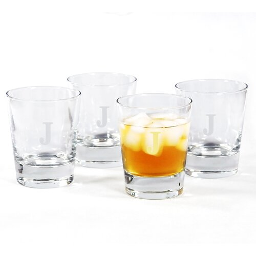 Cathys Concepts Gifts Double Old Fashioned Glass