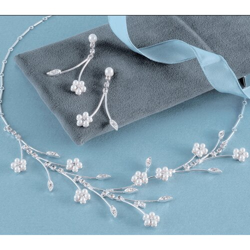 Cathys Concepts 3 Piece Precious Vine Jewelry Set