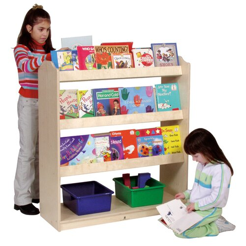 Steffy Wood Products Mobile Book Display