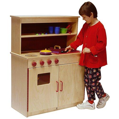 Steffy Wood Products 3-in-1 Kitchen Center