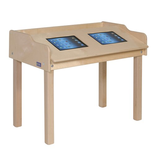 Steffy Wood Products Two Station Technology Table