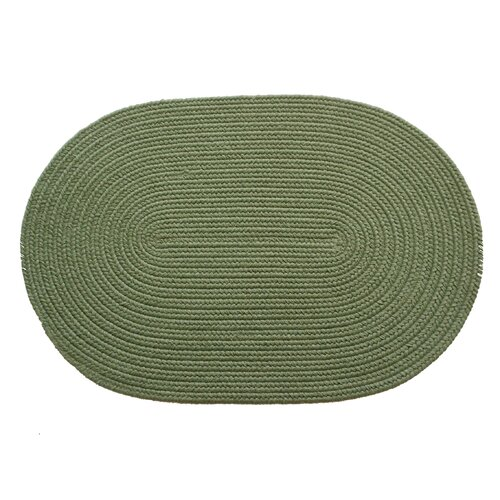 Rhody Rug Solid Celadon Indoor/Outdoor Rug