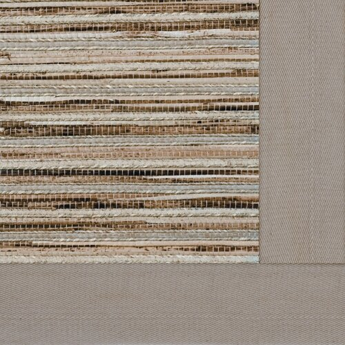 Cheena Heritage Straw Bordered Rug