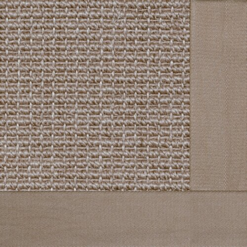 Fibreworks Paradise Retreat Jumbo Boucle Granola Bordered Rug