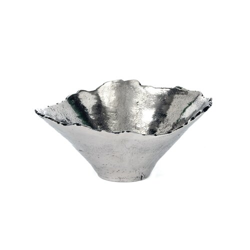 """Star Home Artisan Cone Shaped 12"""" Serving Bowl"""