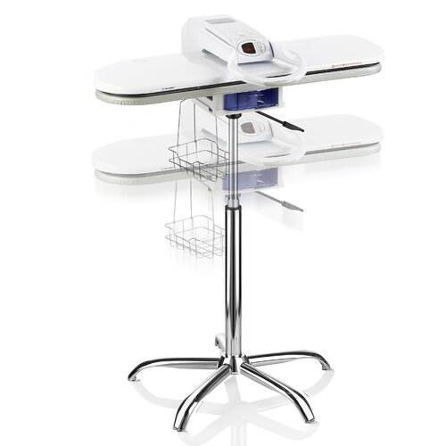 Reliable Corporation LIFT Stand-Up and Sit-Down Steam Press Stand