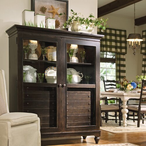 Paula Deen Home The Bag Lady's China Cabinet