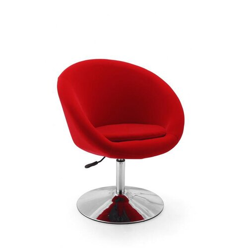 International Design USA Barrel Adjustable Leisure Side Chair