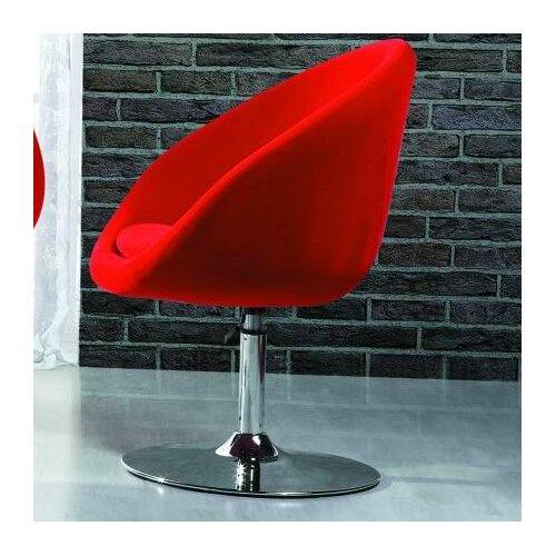 International Design USA Barrel Adjustable Leisure Side Chair