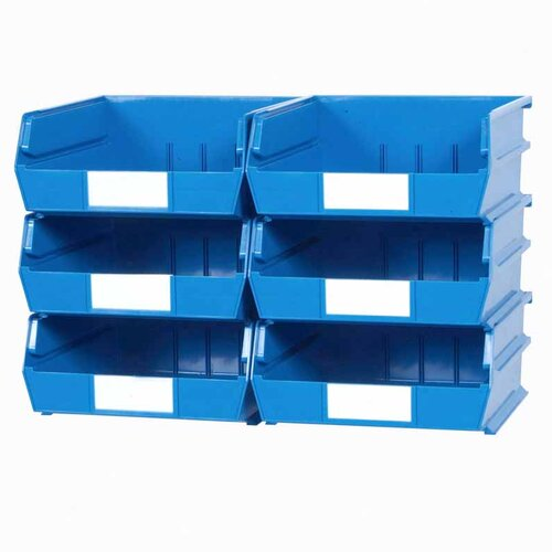 Triton Products Wall 3 Shelf Shelving Unit Starter