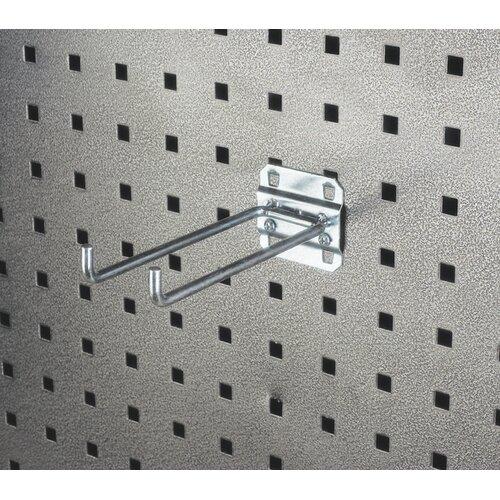 "Triton Products 5-3/4"" Double Rod 80° LocHook 5PK"