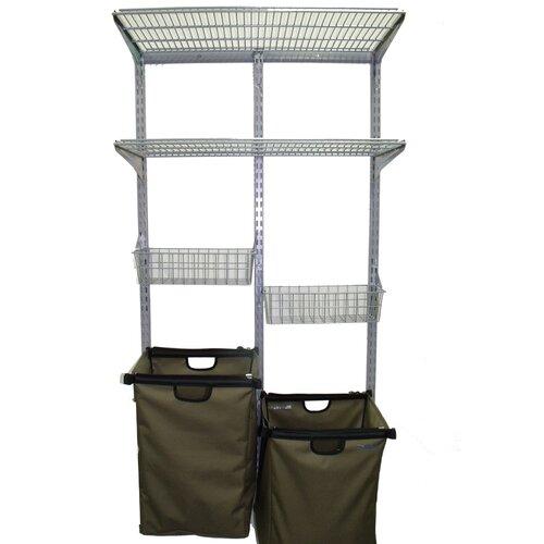 "Triton Products 33""Lx63""H Utility Storage System"