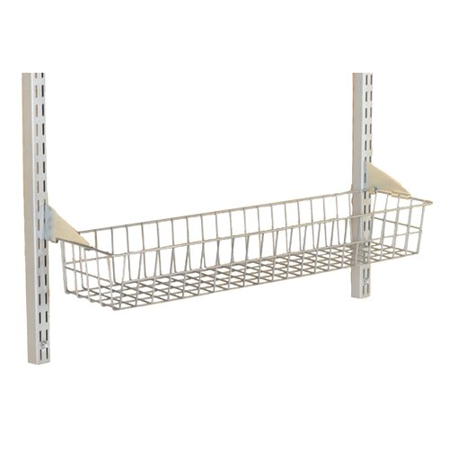 "Triton Products 31""Wx4""Hx6-1/2""D Wire Basket"