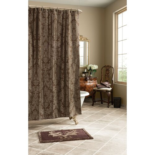 Croscill Argosy Polyester Shower Curtain & Reviews | Wayfair