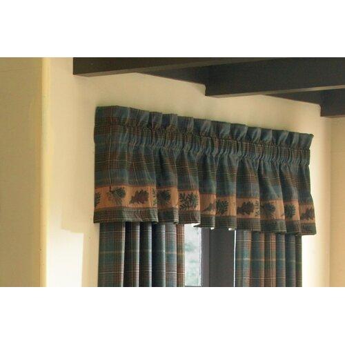 "Croscill Home Fashions Caribou 88"" Curtain Valance"