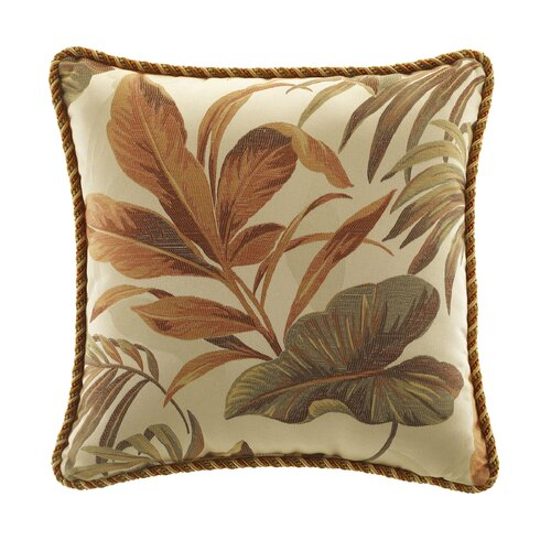 Bali Square Pillow