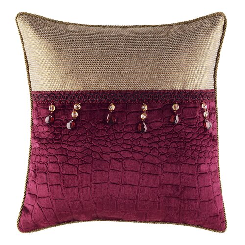 Fuchsia Fashion Pillow