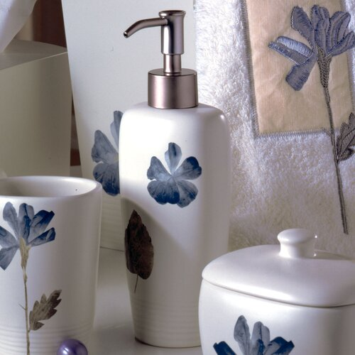 Spa Leaf Soap Dispenser