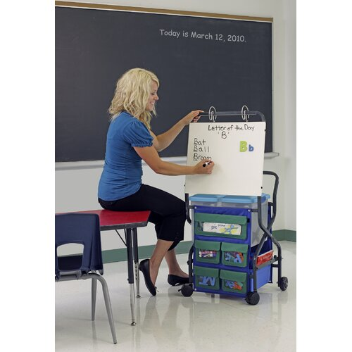 Copernicus Leveled Literacy System Teacher Trolley