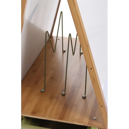 Copernicus Double Sided Bamboo Teaching Easel