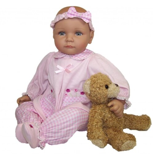 Wendi Doll with Plush Bear