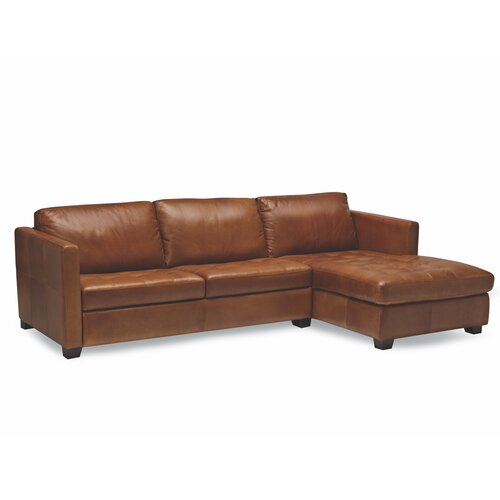 Lafayette Leather Sofa