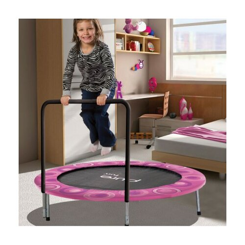 "Pure Fun Kids 48"" Mini Trampoline & Reviews"