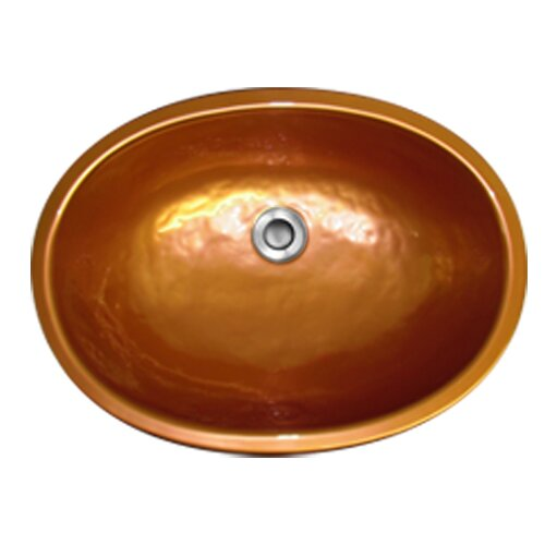 Advantage Series Rumford Undermount Oval Bathroom Sink