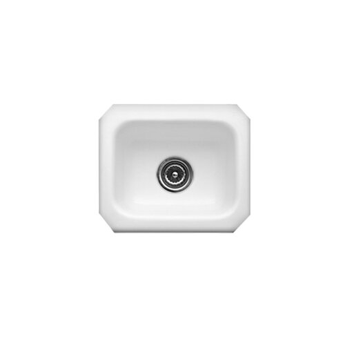 "CorStone Optimum Series 15"" x 12.25"" Kingston Undermount Social Prep Kitchen Sink"