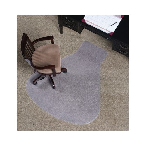 ES Robbins Corporation Workstation Medium Plush Carpet Chair Mat