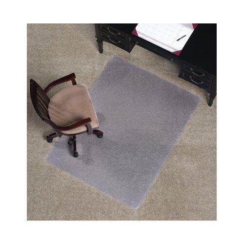ES Robbins Corporation Anchormat Medium Pile Carpet Beveled Edge Chair Mat