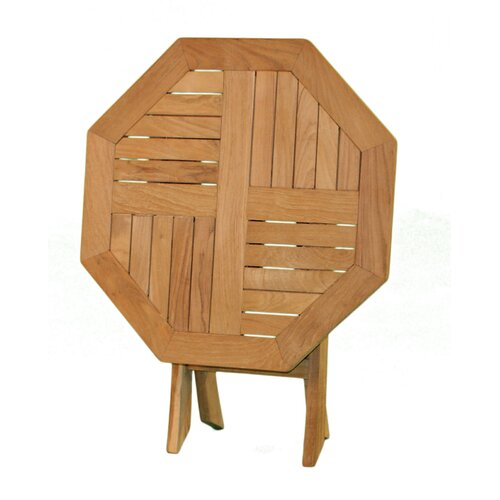 Jewels of Java Octagonal Folding Side Table