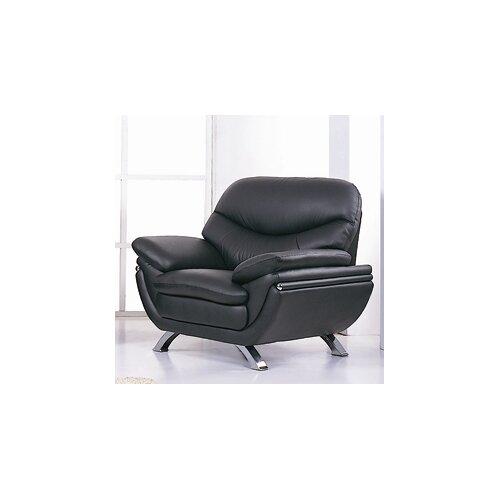 Jonus Leather Chair