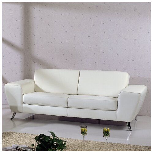 Julie Leather Sofa
