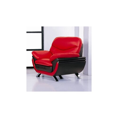 Beverly Hills Furniture Jonus Leather Chair