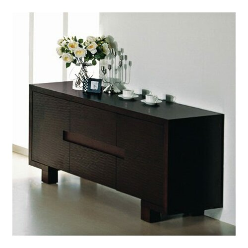 Beverly Hills Furniture Etch Sideboard