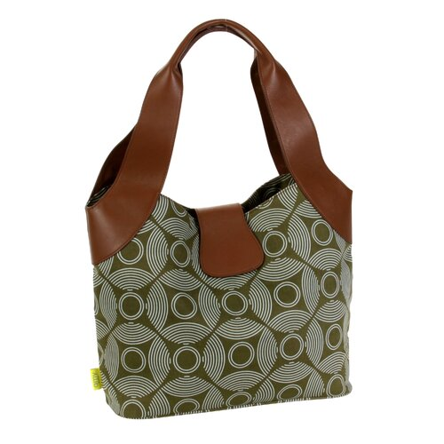Amy Butler Soltice Sweet Rose Tote Bag