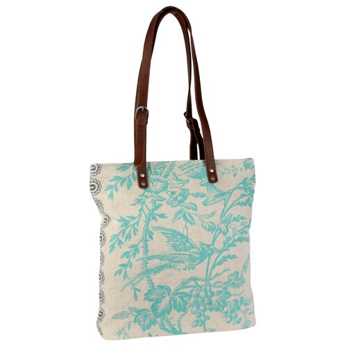 Blue Imperial Harper Tote Bag