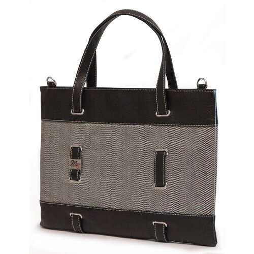 Mobile Edge Herringbone Ultrabook Tote Bag