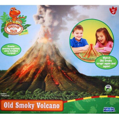 Uncle Milton Old Smoky Volcano