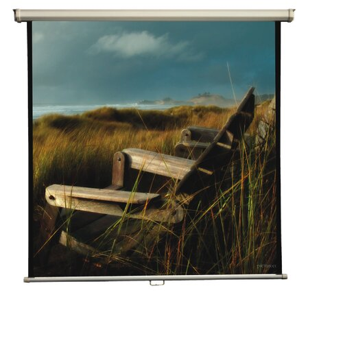 Mustang Matte White Manual Projection Screen