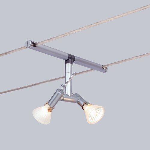12v Led Track Lighting Systems: Paulmann Wire 12V 14 Light Track Spice Ginger 300 Complete