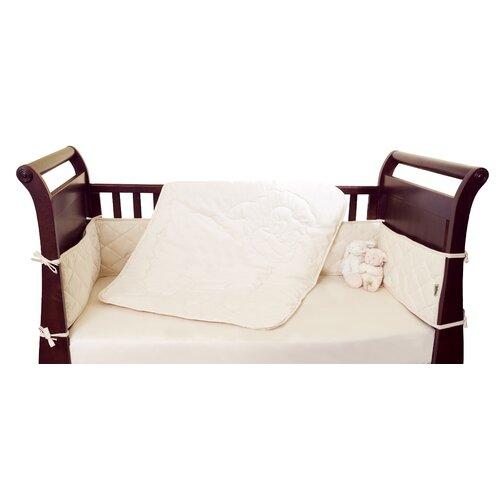 Natura Classic 3 Piece Crib Bedding Set