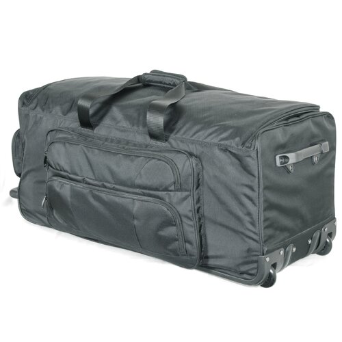 "Netpack 30-40"" 2-Wheeled Ultra Deluxe Travel Duffel"