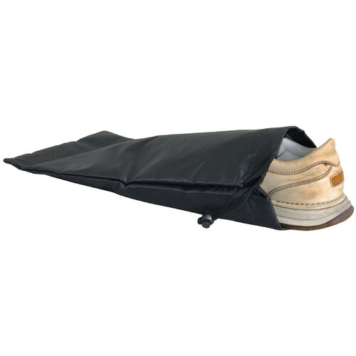 "Netpack 9"" Deluxe Footwear Packing in Black"