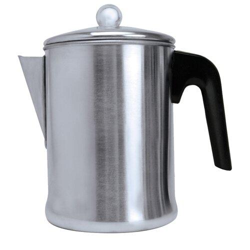 Stove Top Aluminum Coffee Percolator
