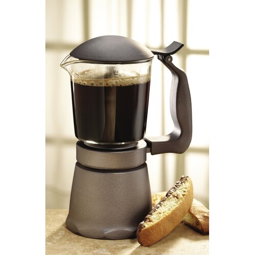 Primula Glass Top Espresso Maker