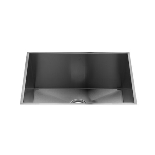 "Julien UrbanEdge Undermount Single Bowl 26"" x 18"" Utility Sink"